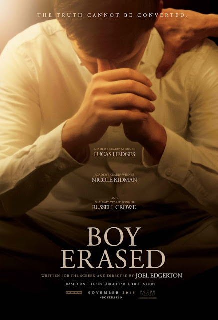 Boy Erased, film