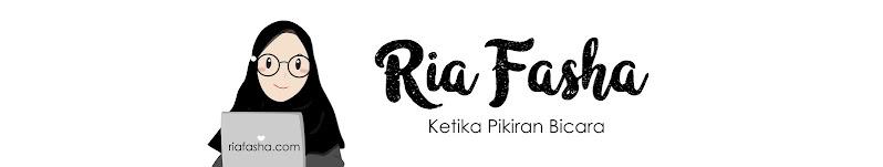 Ria Fasha Blog