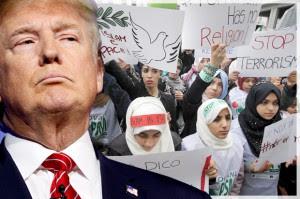 Nah Lho, Trump Berjanji Akan Melanjutkan Perang Melawan Islam