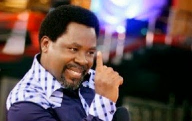 Ukalasblog : Do you know that TB Joshua predicted the Election Evil