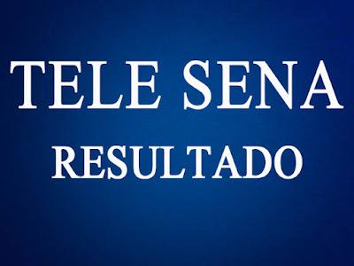 Resultado Tele Sena de Ano Novo hoje
