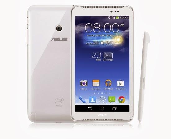 Asus FonePad 6, Phablet Penantang Galaxy Note III Berkekuatan Intel