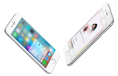 Điện thoại iPhone 6s lock code