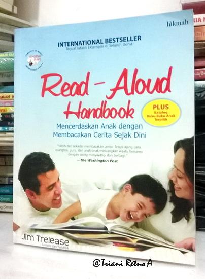 Manfaat dan Panduan Membacakan Buku Cerita Untuk Anak-Anak