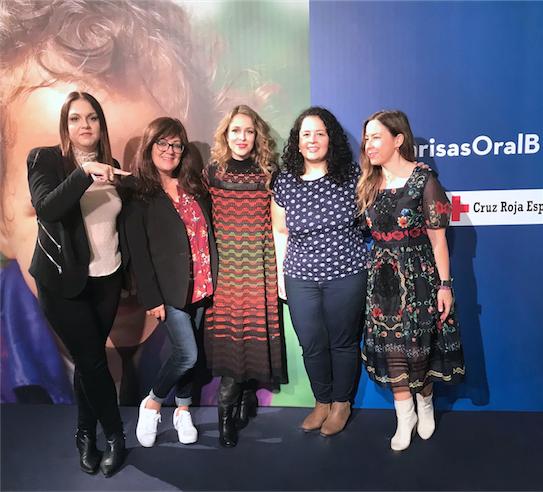 Campaña_Oral-b_y_Cruz_Roja
