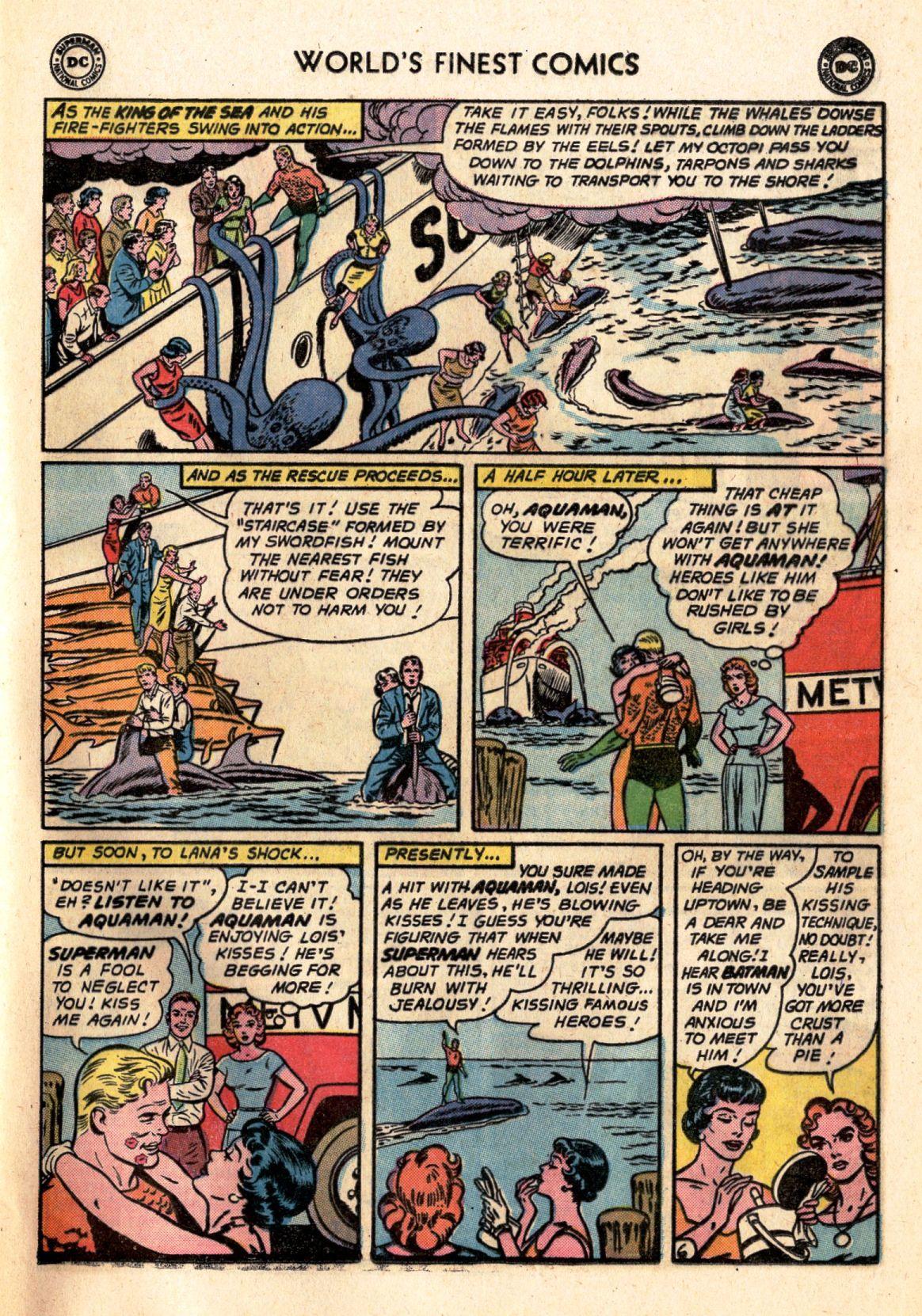 Read online World's Finest Comics comic -  Issue #141 - 29