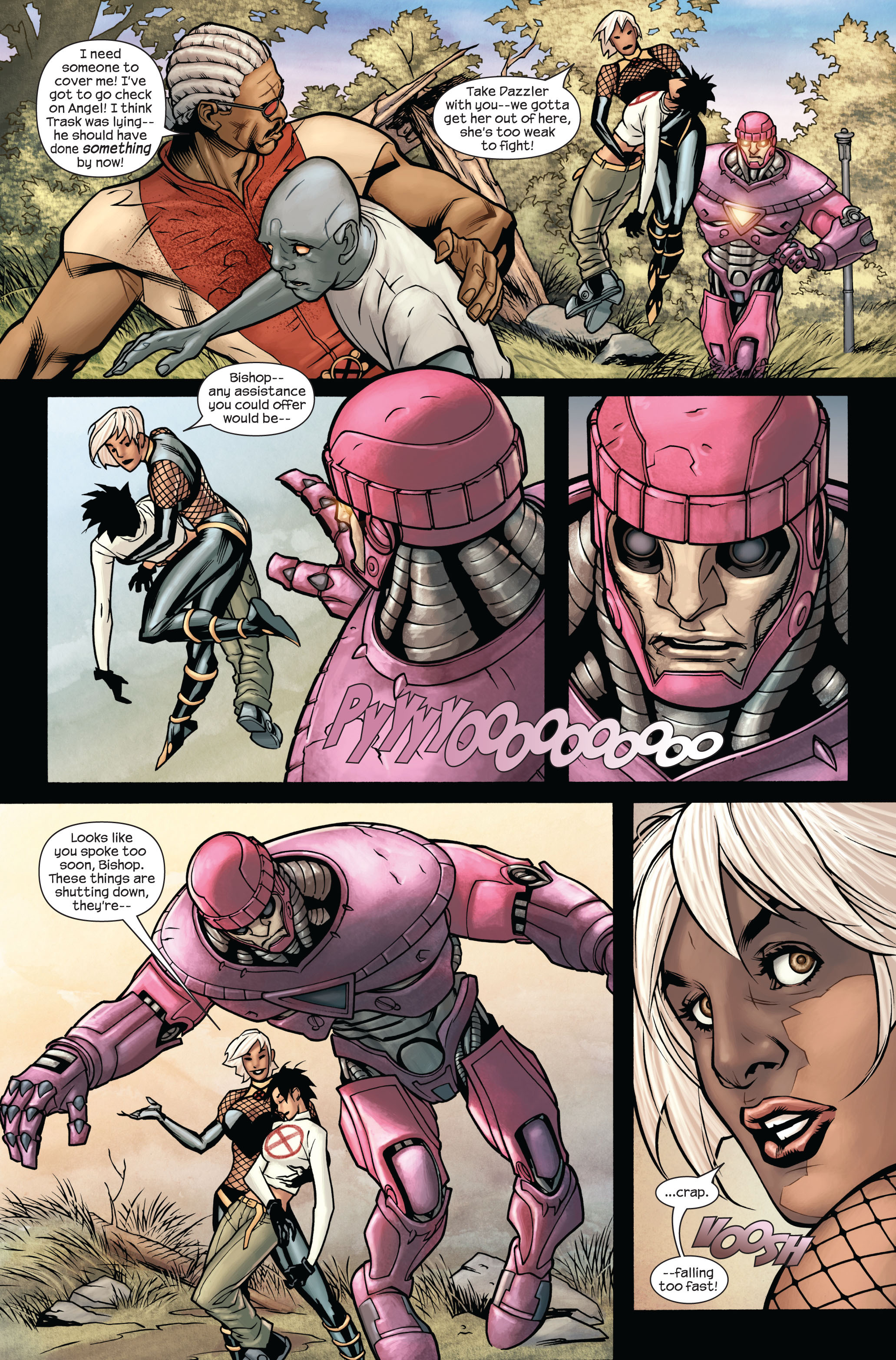 Read online Ultimate X-Men comic -  Issue #87 - 19
