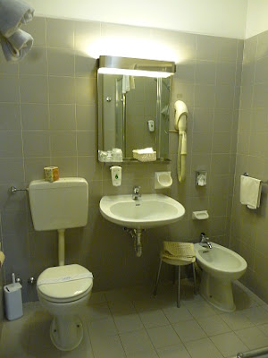 Best Western City Fiera Hotel Bathroom