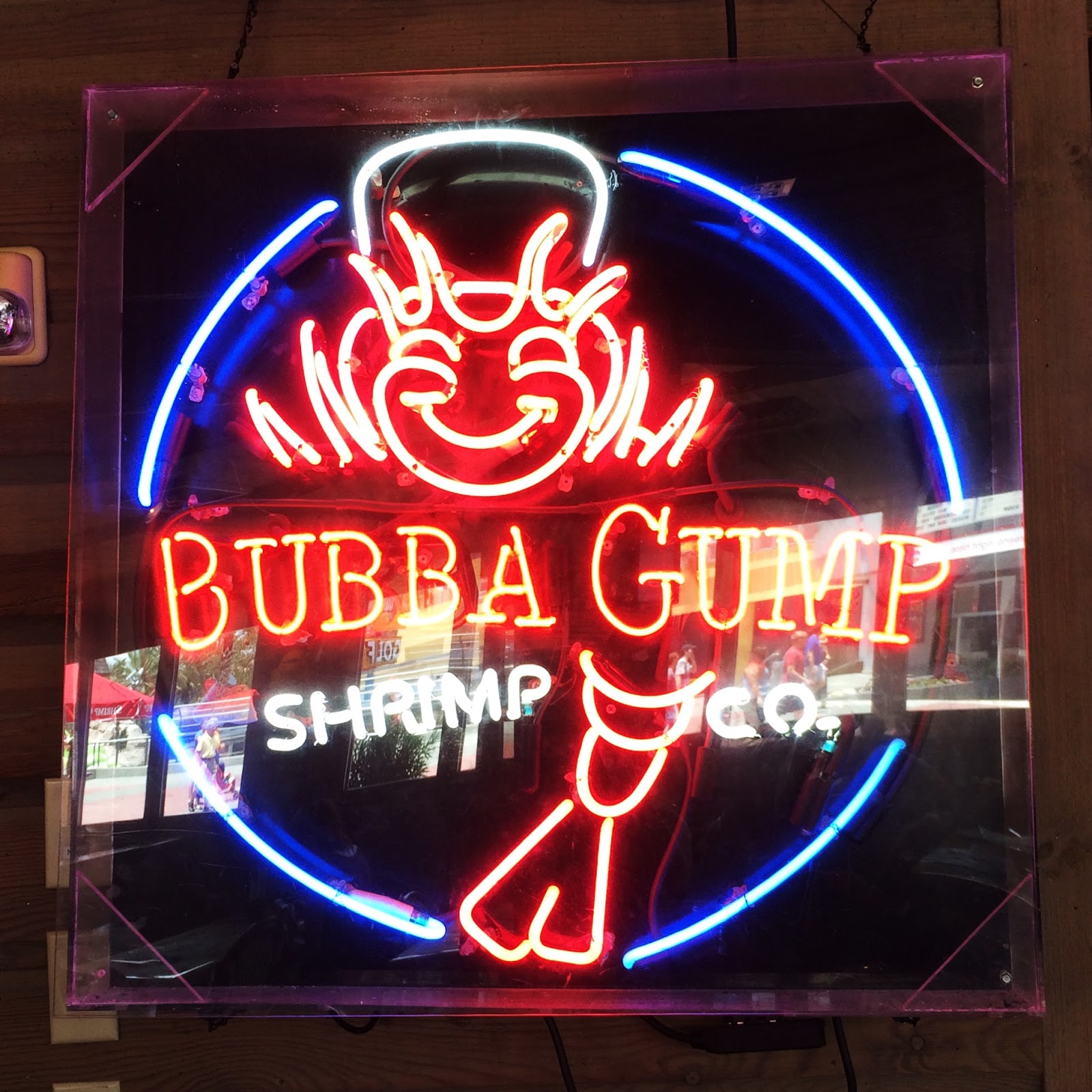 Bubba Gump Shrimp Co, Orlando