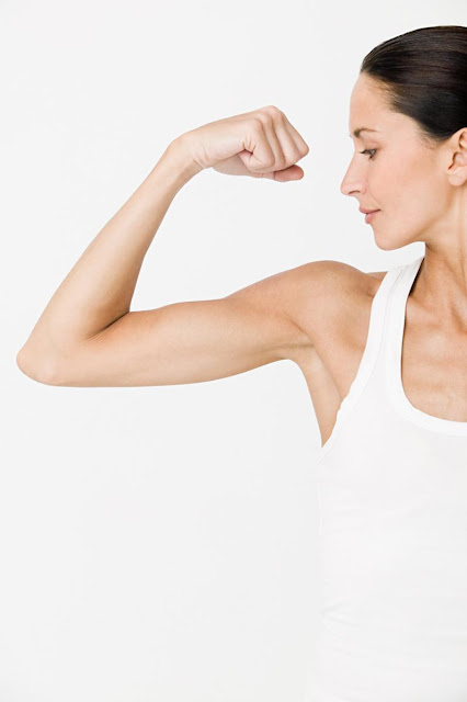 Wave Goodbye to Upper Arm Jiggle! - Especially 40 Plus Women
