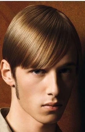 hair straightening tips for curly hair men