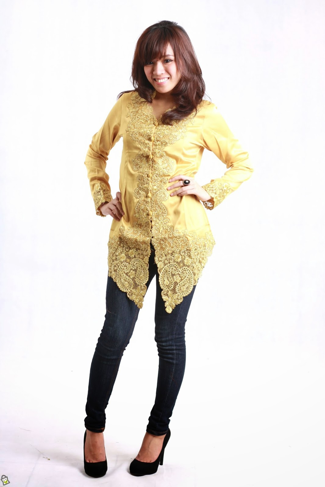 Trend Kebaya Remaja 2016 Model Berkebaya Anak Muda - Trend ...