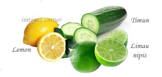 11 Resepi Air Detox Untuk Buang Toksin, Kurangkan Berat Badan
