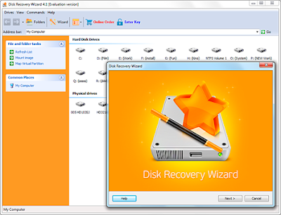 Disk Recovery Wizard Sundeep Maan