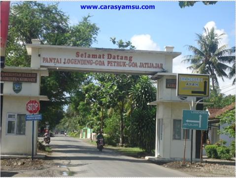 Selamat Datang Goa Jatijajar, Goa Petruk, Pantai Logending Ayah Kebumen