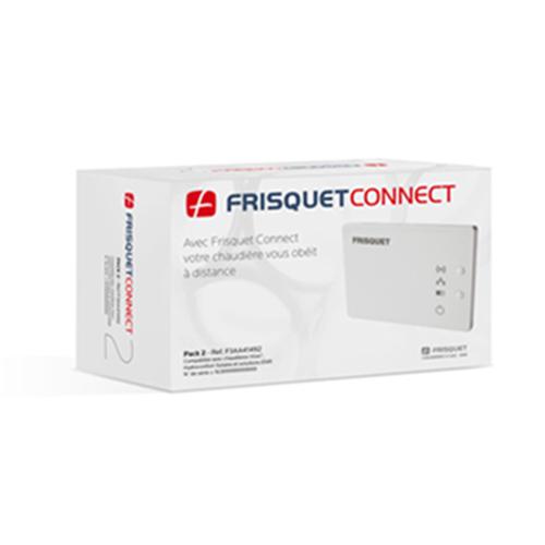 Frisquet connect votre chaudi re frisquet connect e internet elyotherm - Probleme thermostat chaudiere ...