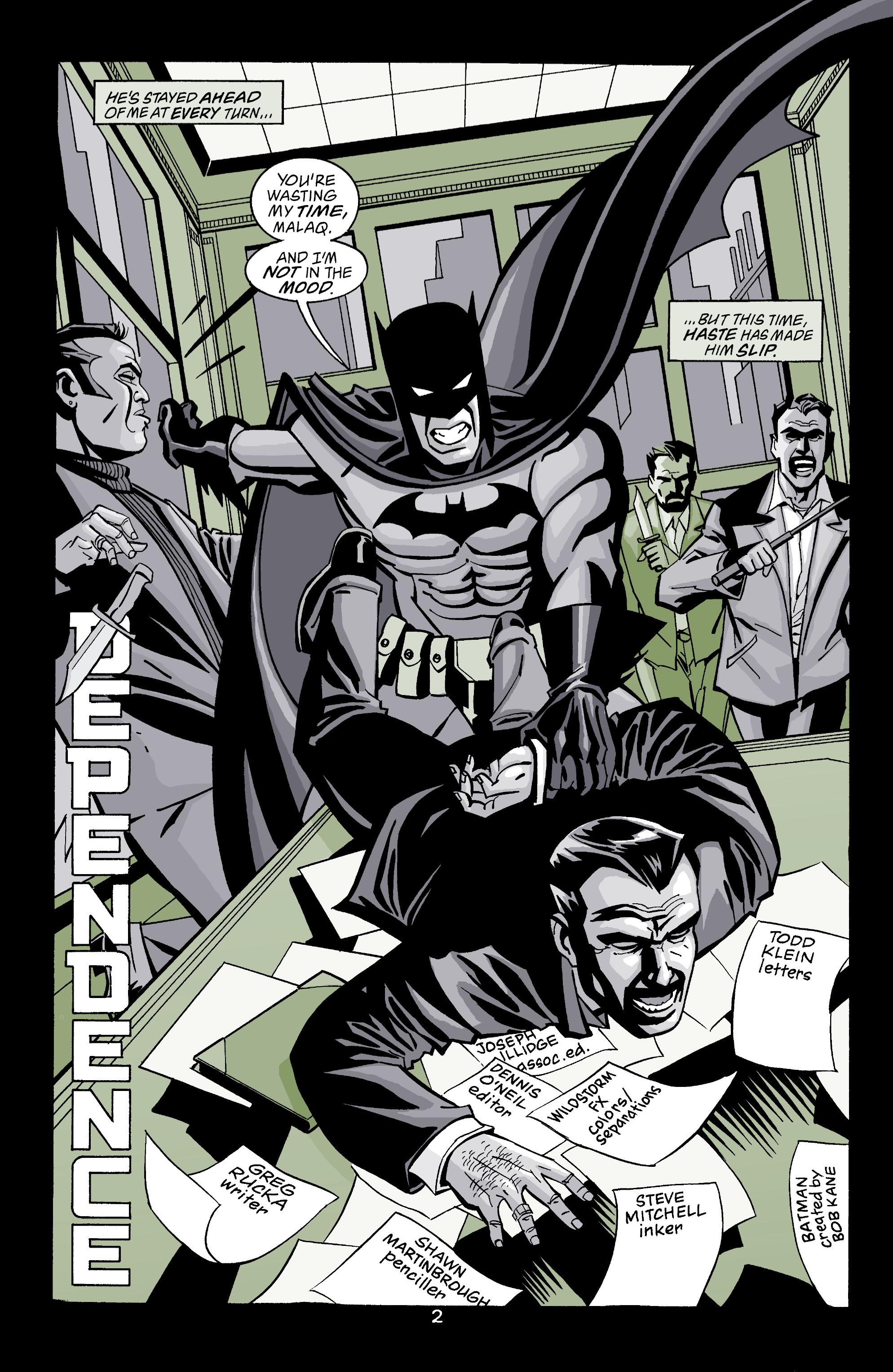 Detective Comics (1937) 750 Page 2