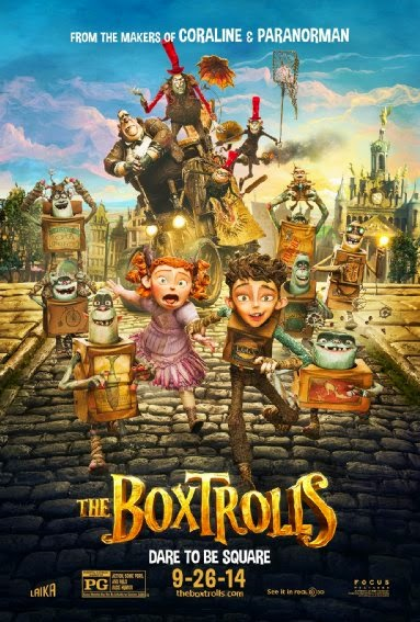 Download Film The Boxtrolls (2014) Full Version