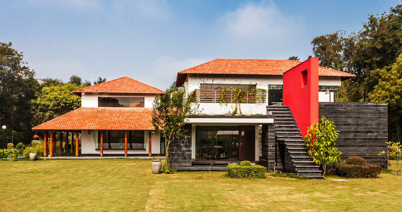 Traditional Indian Farmhouse Designs