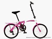 Sepeda Lipat Genio Portoroz 6 Speed 20 Inci