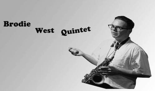Brodie West Quintet @ Tranzac Club, Wednesday