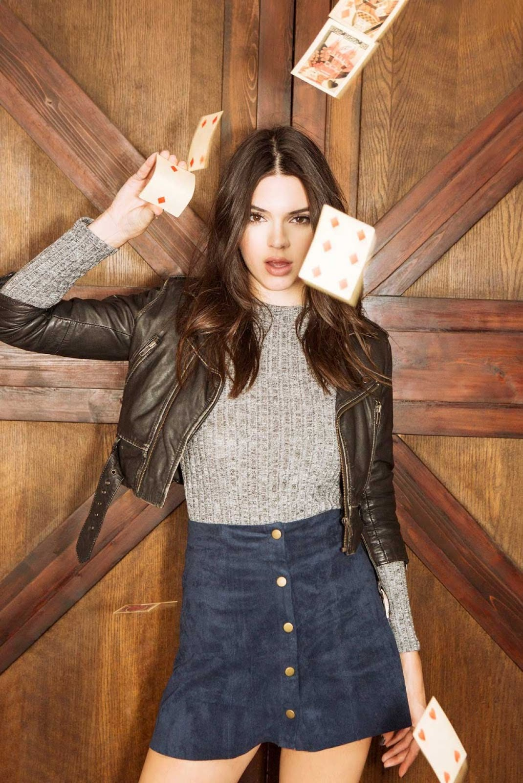 pacsun las rebeldes fall 2015 lookbook featuring kendall