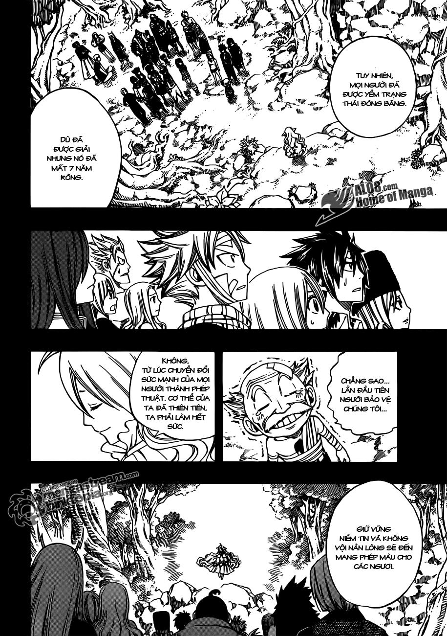 Fairy Tail chap 255 trang 17