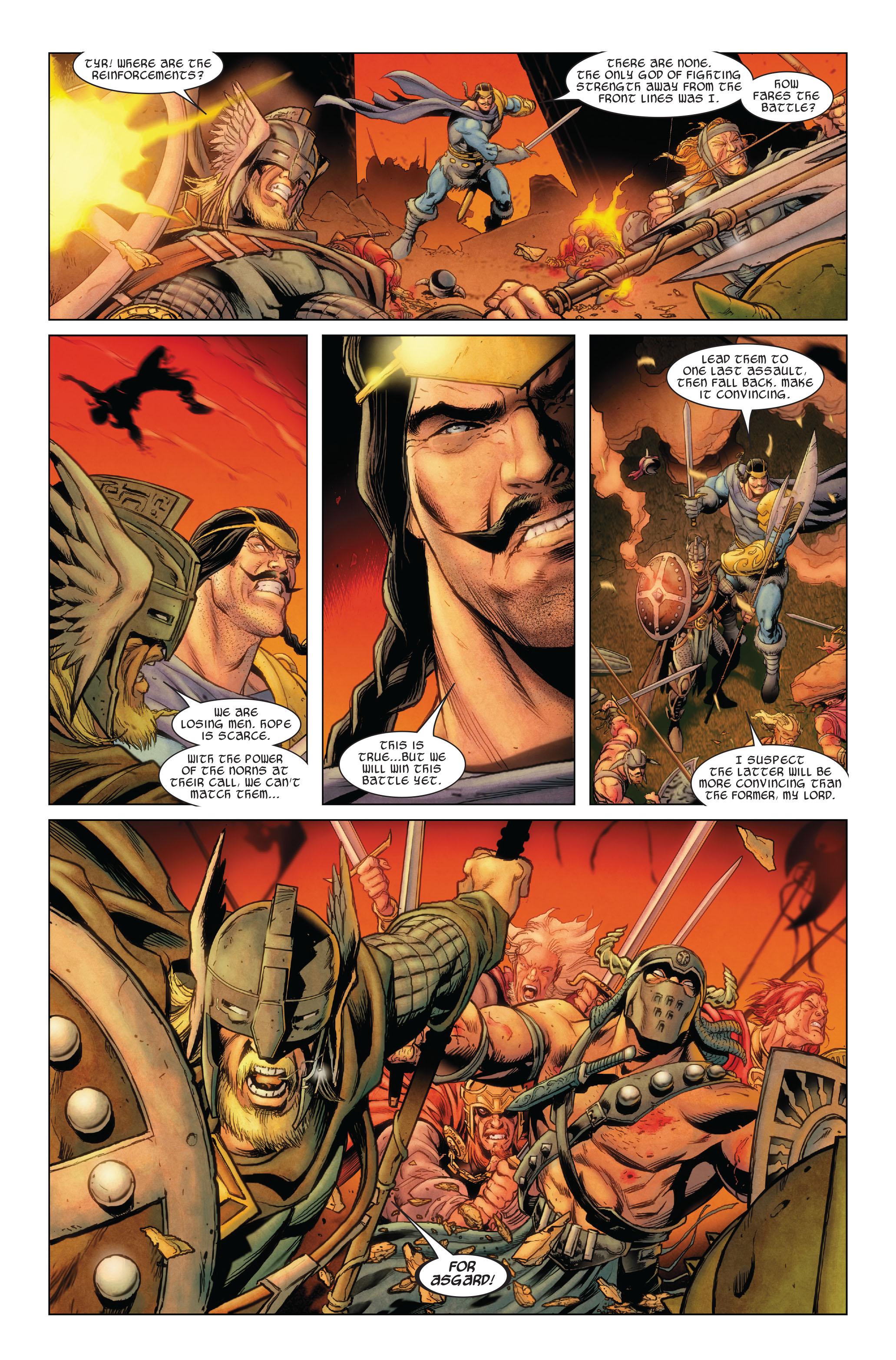 Thor (2007) Issue #608 #21 - English 17