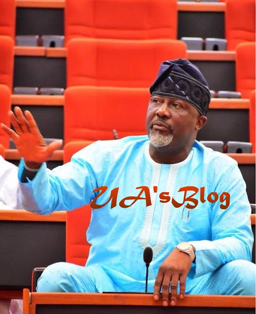 Melaye re-arraigned — 12th time since 2018
