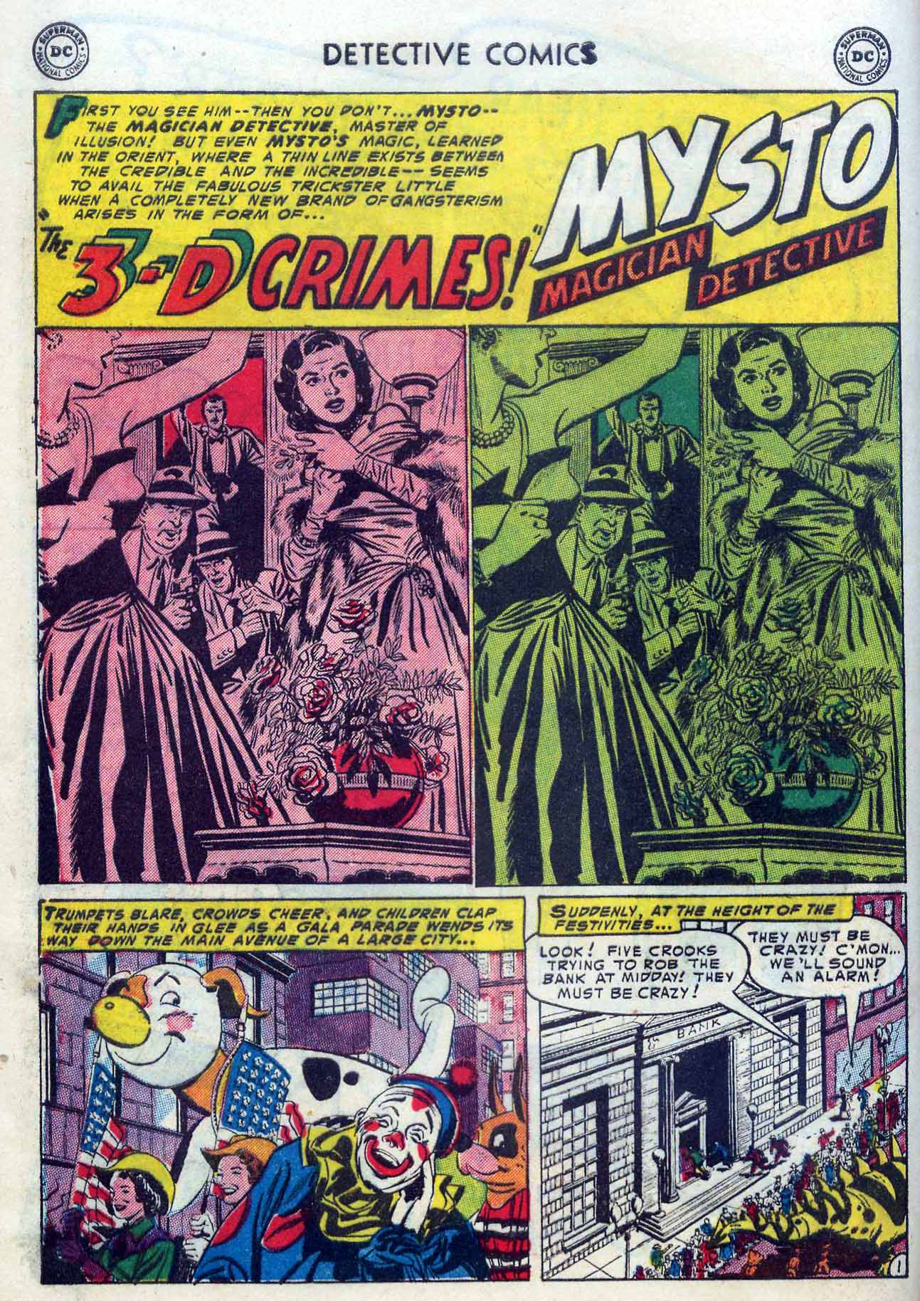Read online Detective Comics (1937) comic -  Issue #204 - 34