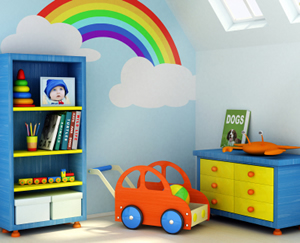 ideas for boys room decorating