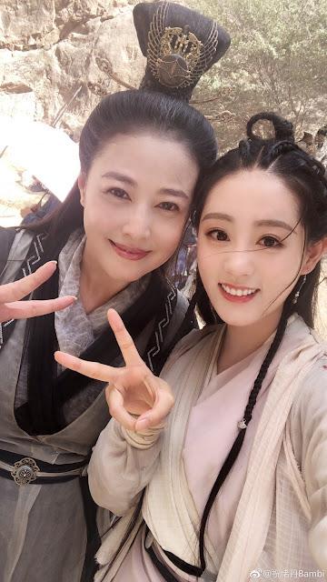 Kathy Chow Zhu Xudan Zhou Zhiruo