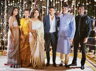 Naga Chaitanya And Samantha Engagement Pos  0006.jpeg