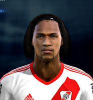 Face Arturo Mina - River Plate Pes 2013