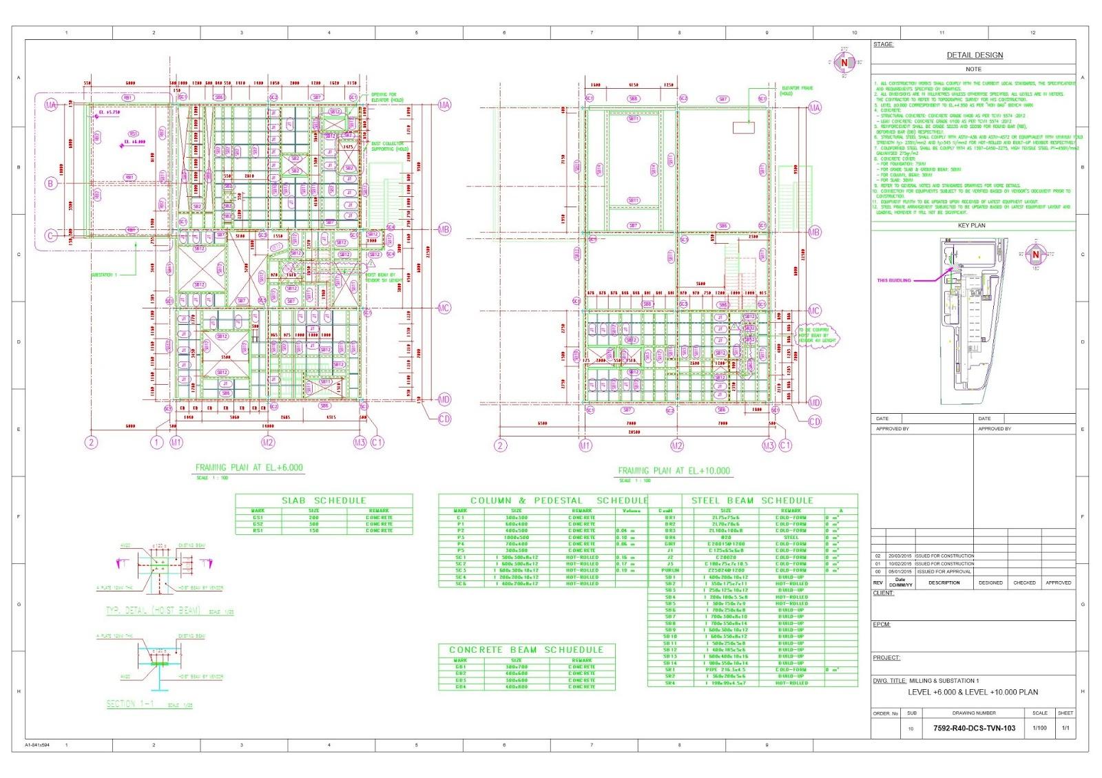 BIM Modeling | Revit Structure Template | BIMDynamo | Etabs