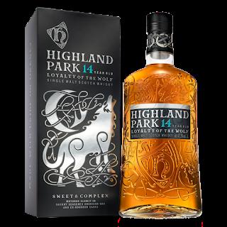 Highland Park Loyalty of The Wolf 14YO