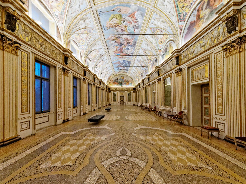 Nigel 39 s rambles palazzo ducale mantua for Stanza degli sposi mantova
