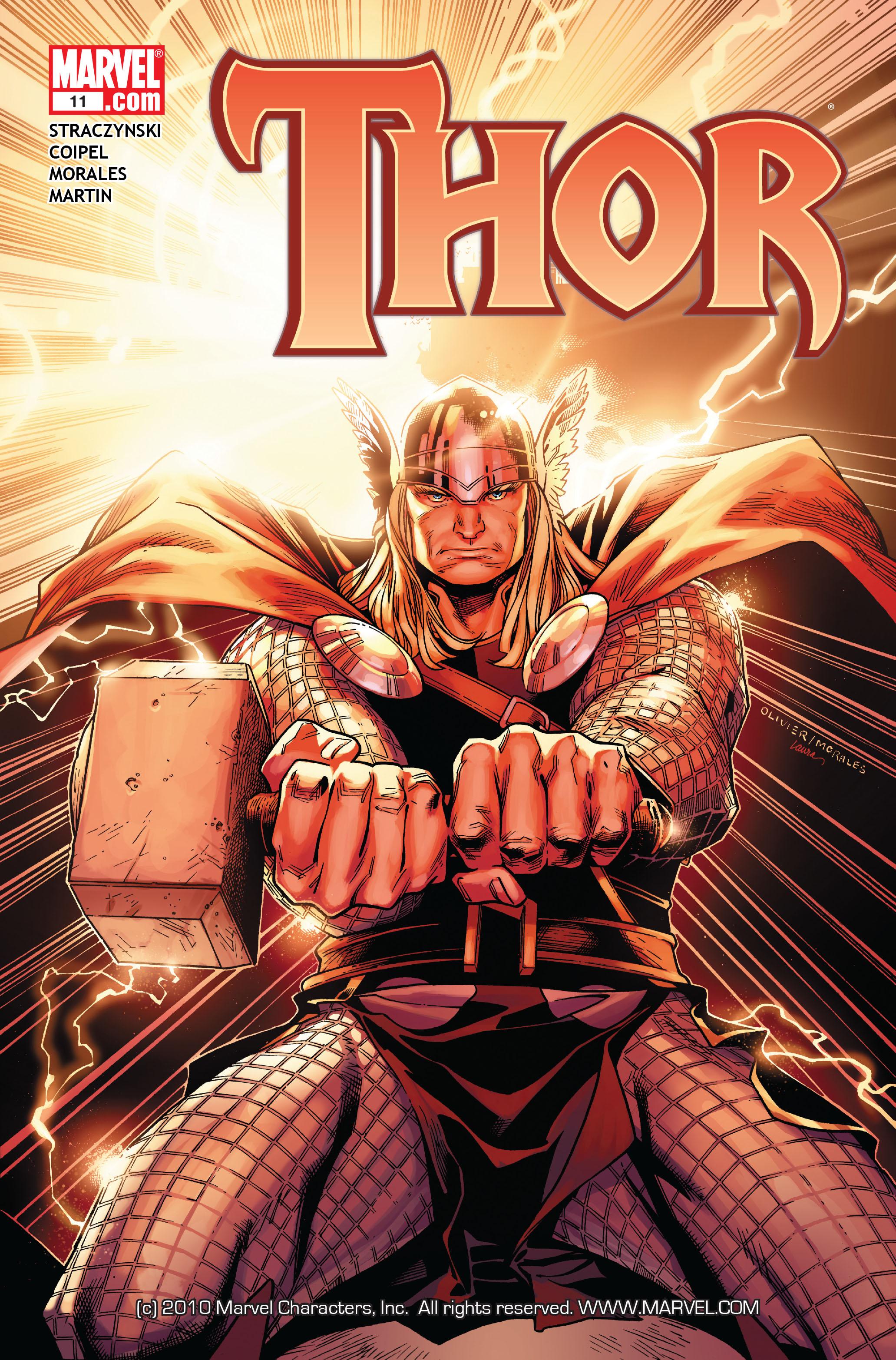 Thor (2007) Issue #11 #11 - English 1