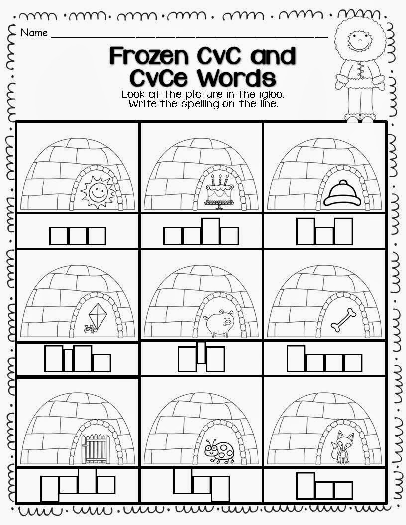First Grade And Fabulous Differentiated Worksheets For