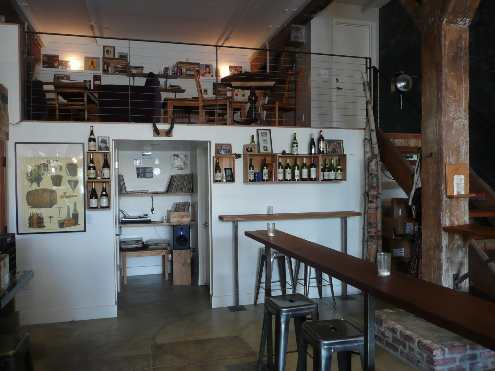 Schiller Wine Natural Wine Bars Terroir In San Francisco