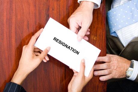6 Contoh Surat Pengunduran Diri: Surat Resign