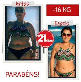 tuza perdeu 16 kg em 21 dias