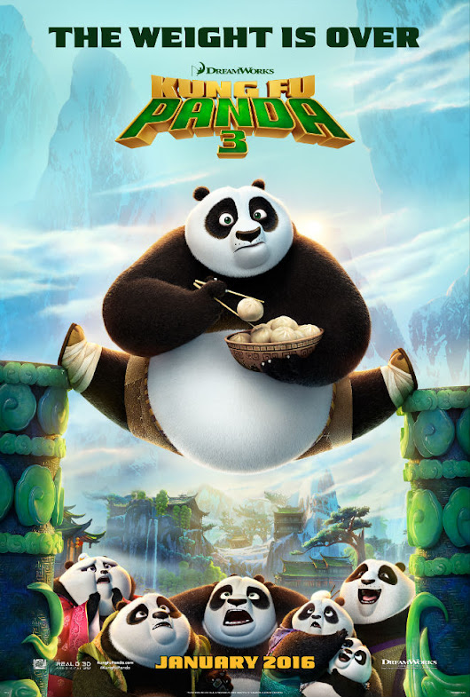 Download Film Kung Fu Panda 3 (2016) 480p | 720p BluRay HDTs Bonus Subtitle Inside - Mini School Web