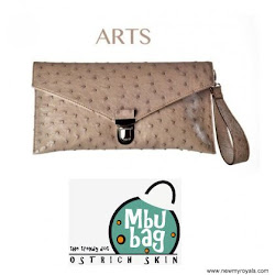 Queen Letizia Style MBU-BAG Arts Bag