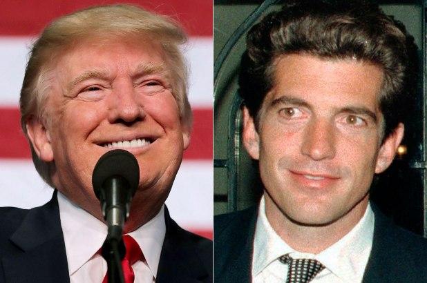 Jfk Jr Predicted Donald Trump Rapid Rationale,Peaceful Bedroom Romantic Master Bedroom Paint Colors