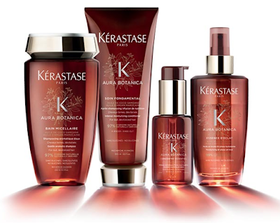 Kérastase Aura Botanica offers beautiful hair in a natural way!