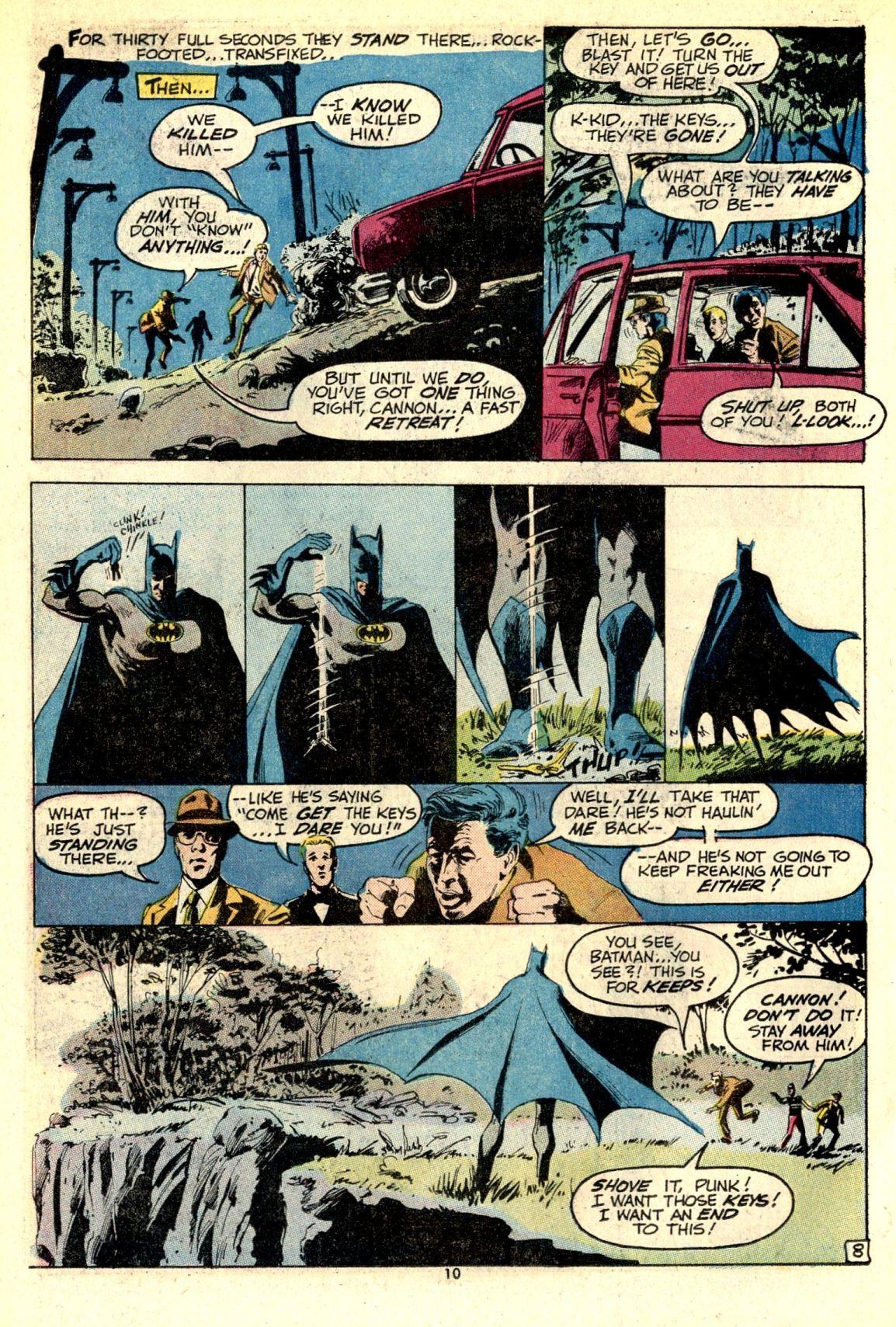 Detective Comics (1937) 439 Page 9