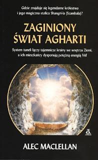 Zaginiony świat Agharti - Alec Maclellan