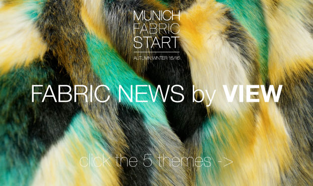 TRENDS + EVENT // MUNICHFABRICSTART - A/W 2015-16 + S/S 2016