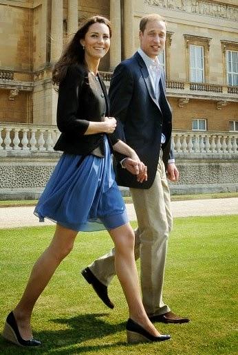 Kate and ZARA dress